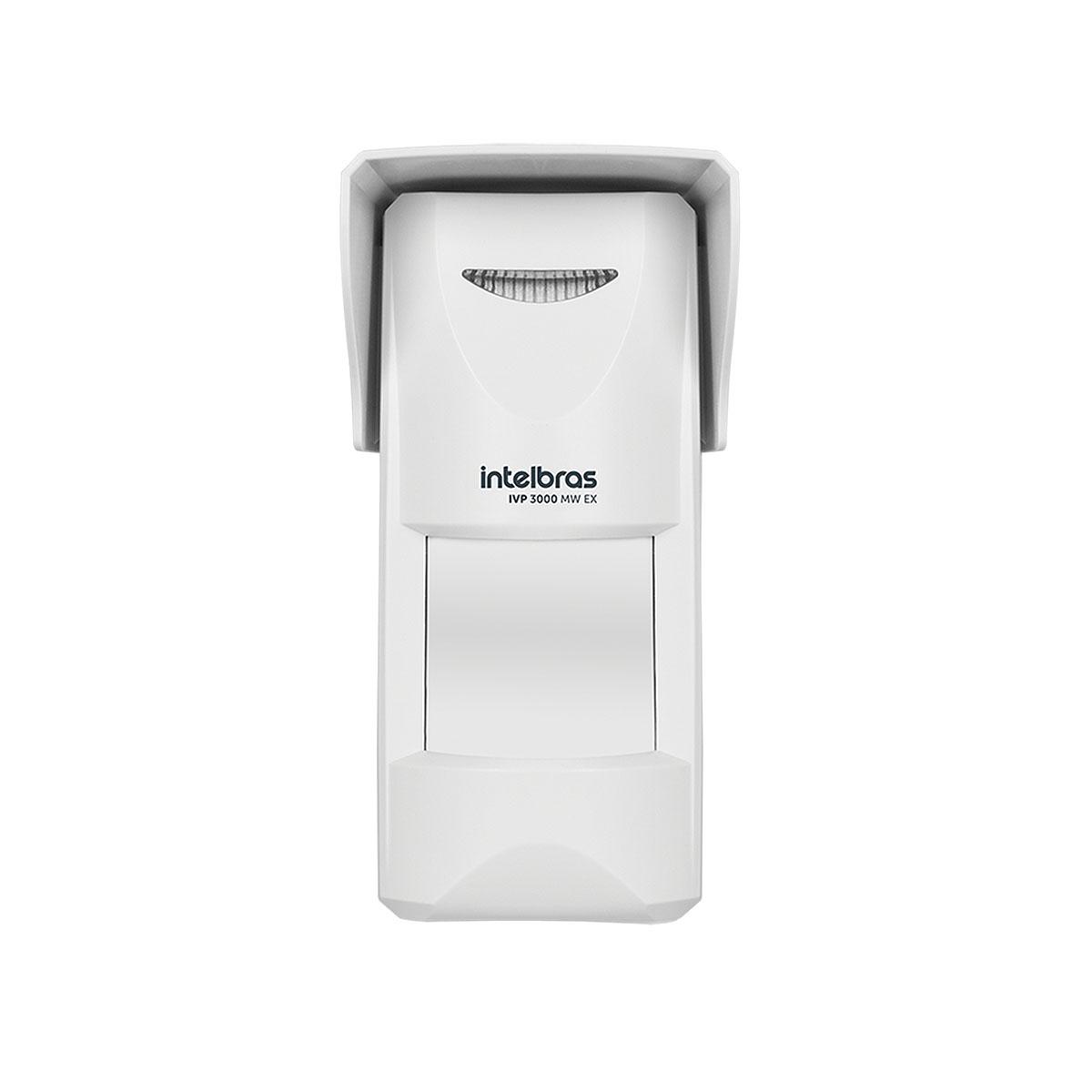 Kit 10 Sensor Externo Com Fio Intelbras Ivp 3000 Mw Ex