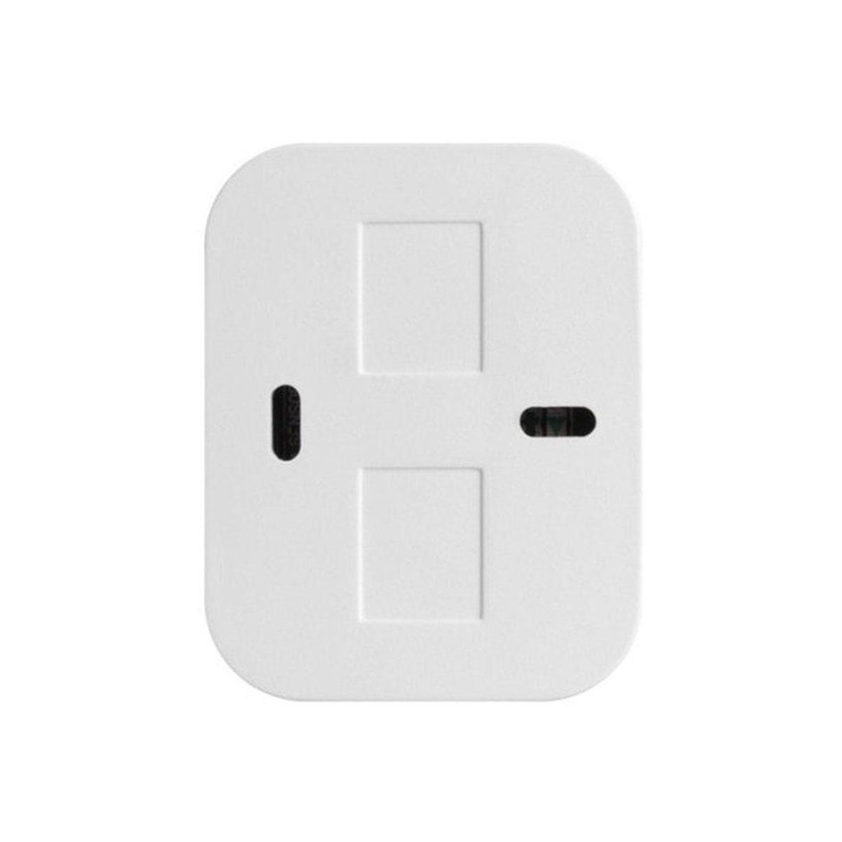 Kit 10 Sensor Magnético Intelbras Sem Fio Xas Smart Branco
