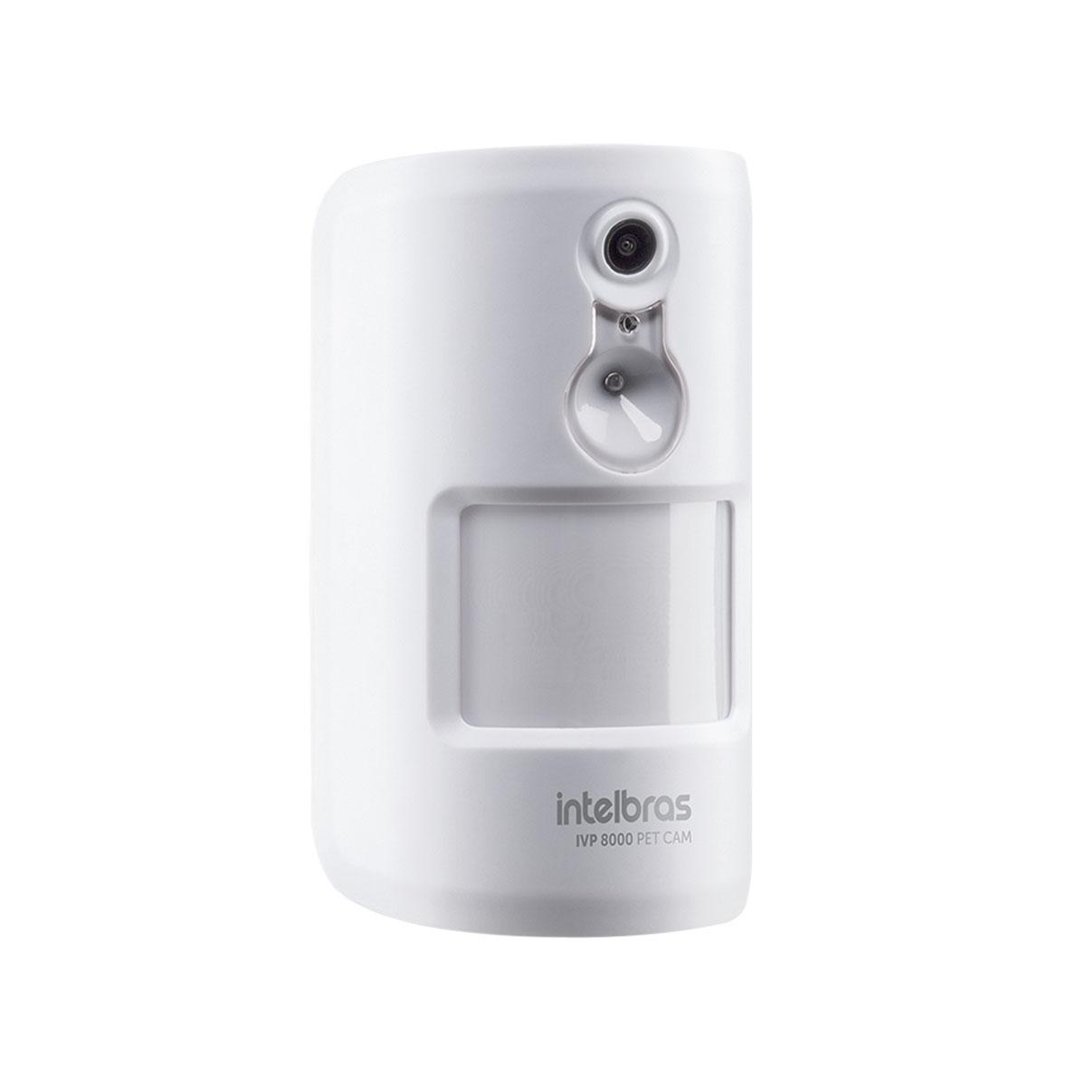 Kit 10 Sensor Passivo Sem Fio Intelbras Ivp 8000 Pet Cam