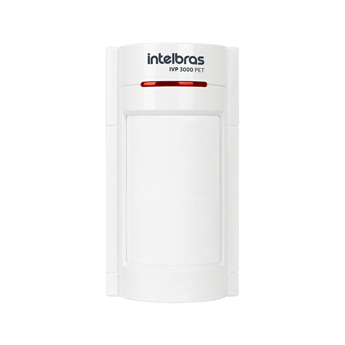 Kit 10 Sensor Semi Externo Com Fio Intelbras Ivp 3000 Pet