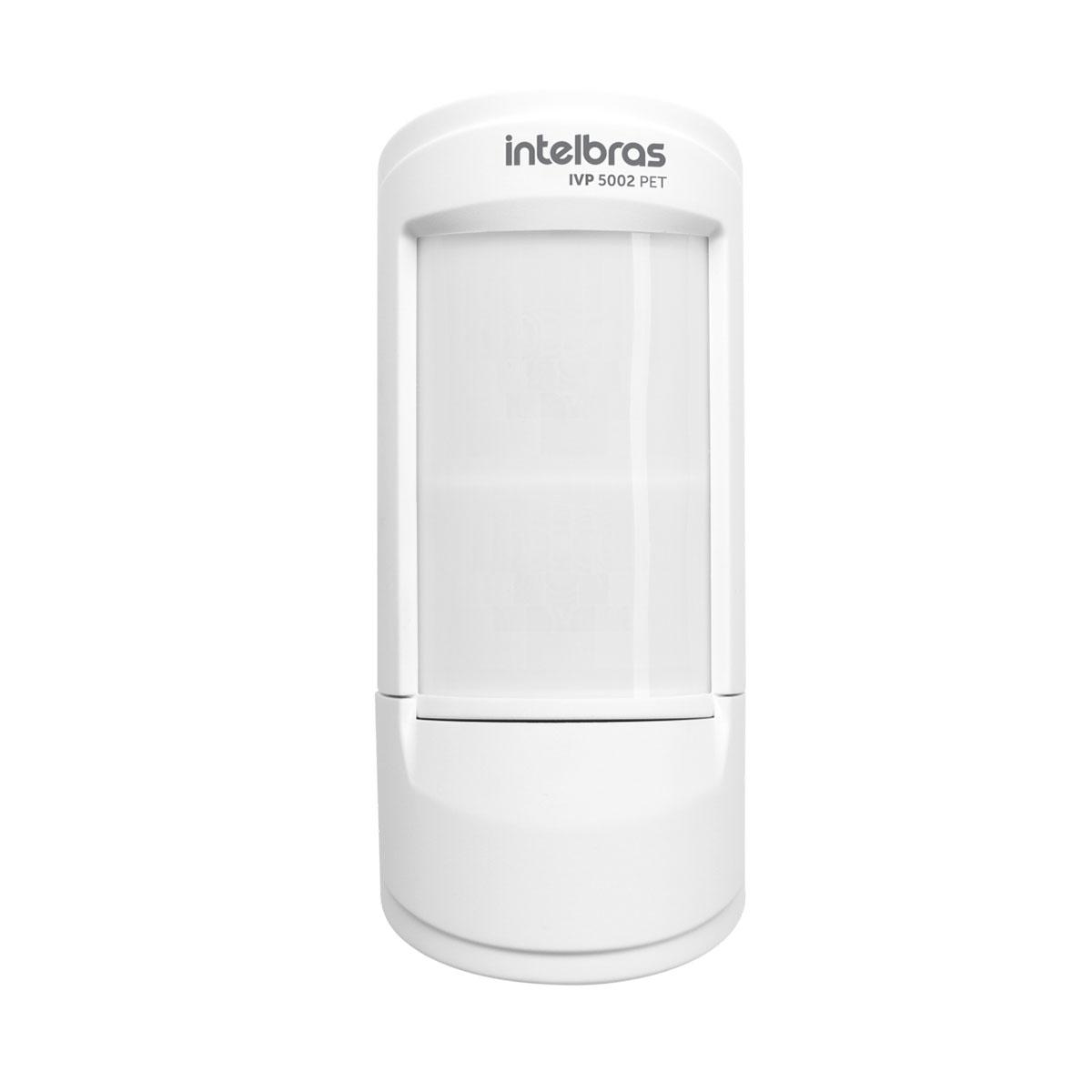 Kit 10 Sensor Semi Externo Com Fio Intelbras Ivp 5002 Pet