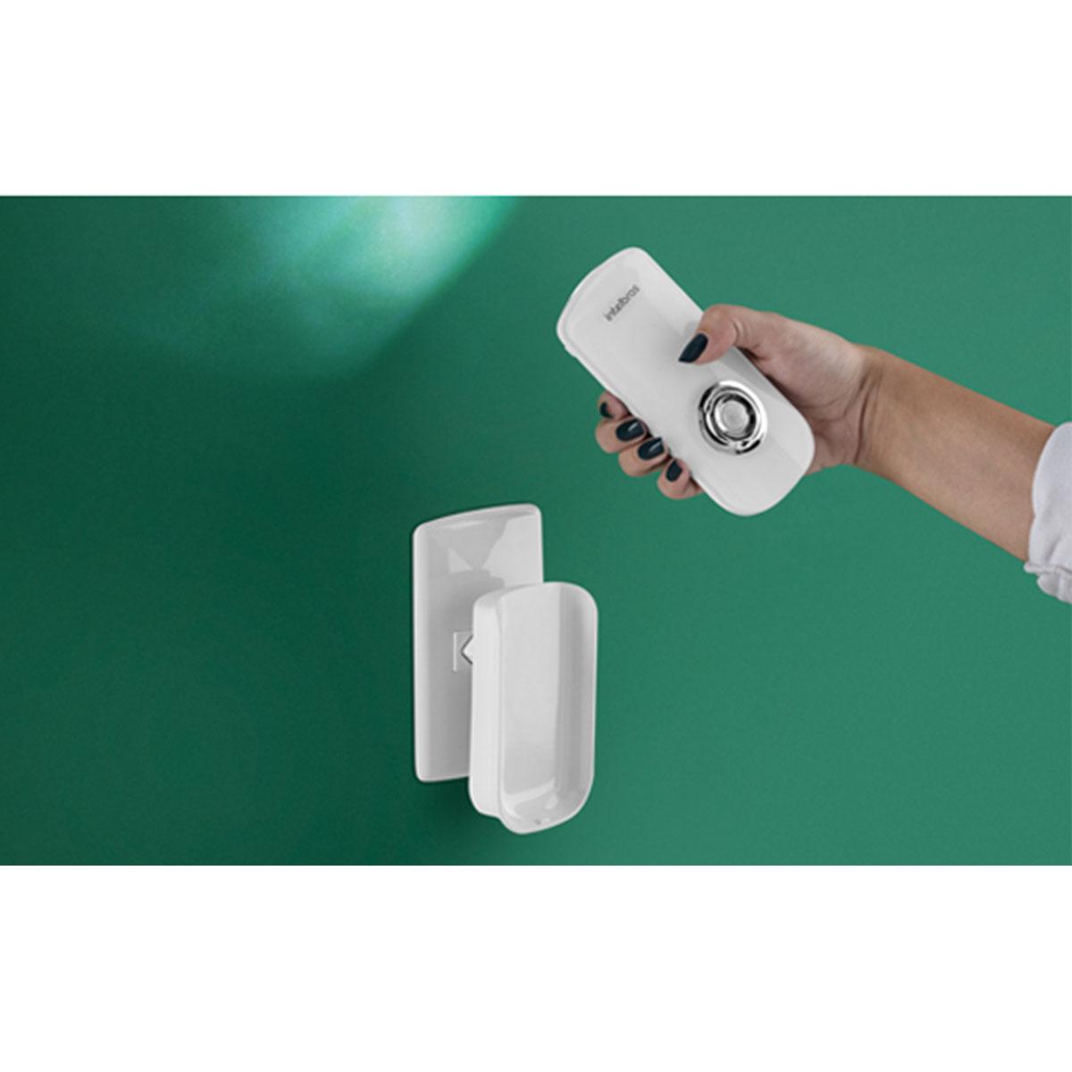 Kit 2 Luminária Intelbras Led c/ Sensor De Presença Esi 5003