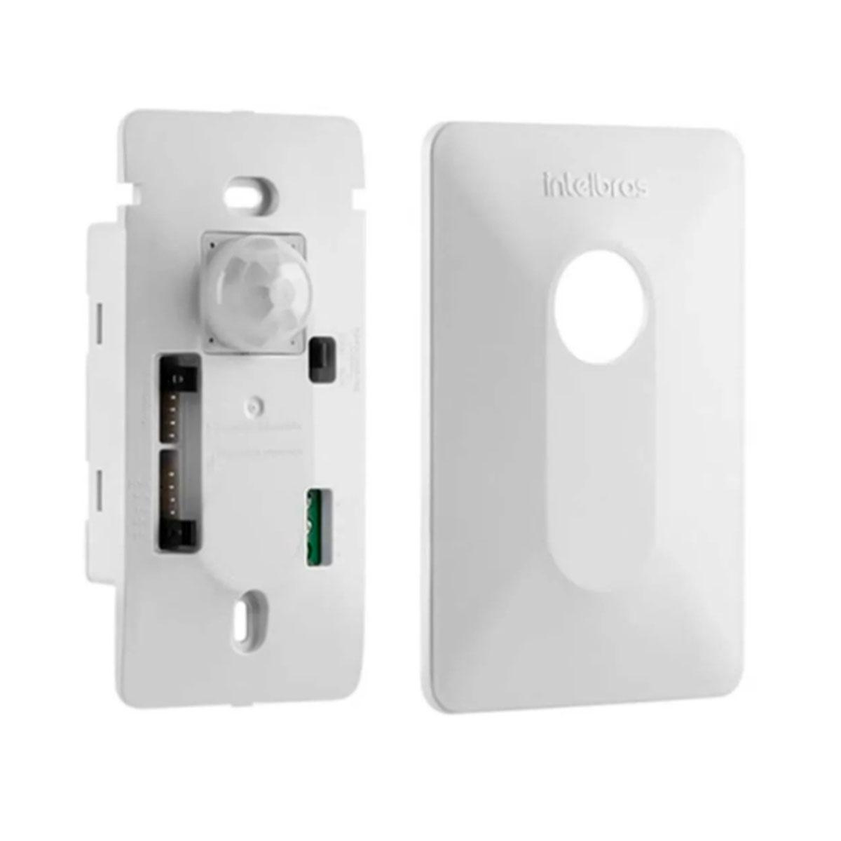 Kit 3 Interruptor Intelbras Presença e Iluminação Espi 180 E