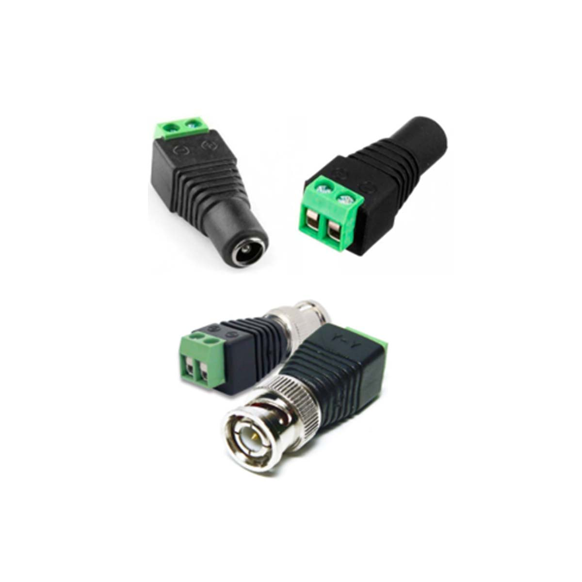 Kit CFTV 02 Câmeras VHD 1120 B G6 + MHDX 1104 C/ HD 1TB + Acessórios