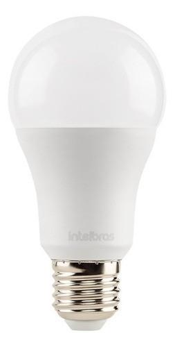 KIT INTELIGENTE LAMPADA INTELBRAS LED WI-FI SMART EWS 410 + INTERRUPTOR INTELIGENTE WIFI EWS101 I