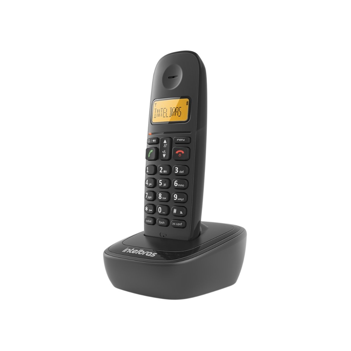 KIT TELEFONE  INTELBRAS TS 2510 + 06 RAMAL TS 2111