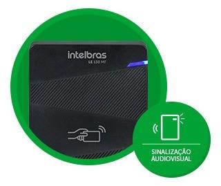 LEITOR DE CARTÃO INTELBRAS RFID 13,56 MHZ PROX LE 130 MF