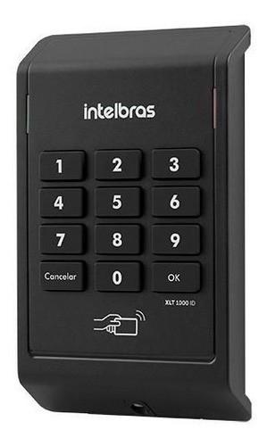 LEITOR DE CARTAO INTELBRAS RFID COM TECLADO XLT 1000 ID