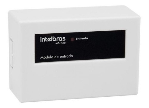 MODULO DE ENTRADA E SAÍDA INTELBRAS MDI 520
