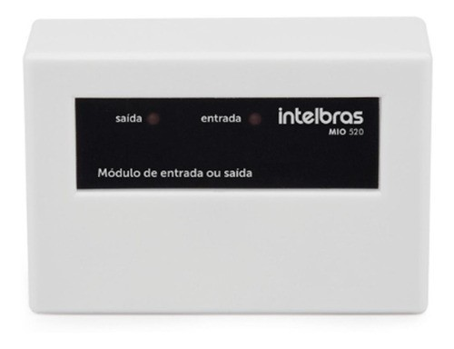 MODULO DE ENTRADA INTELBRAS MDO 520 PARA ALARME DE INCENDIO