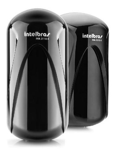 SENSOR DE BARREIRA INTELBRAS DUPLO FEIXE IVA 3110 X 110 METROS