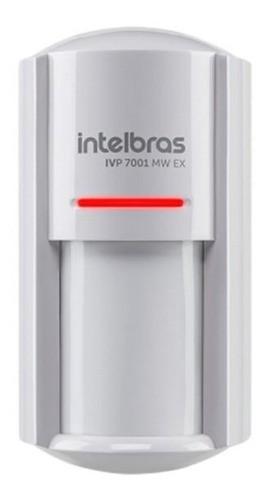 SENSOR EXTERNO COM FIO INTELBRAS IVP 7001MW EX