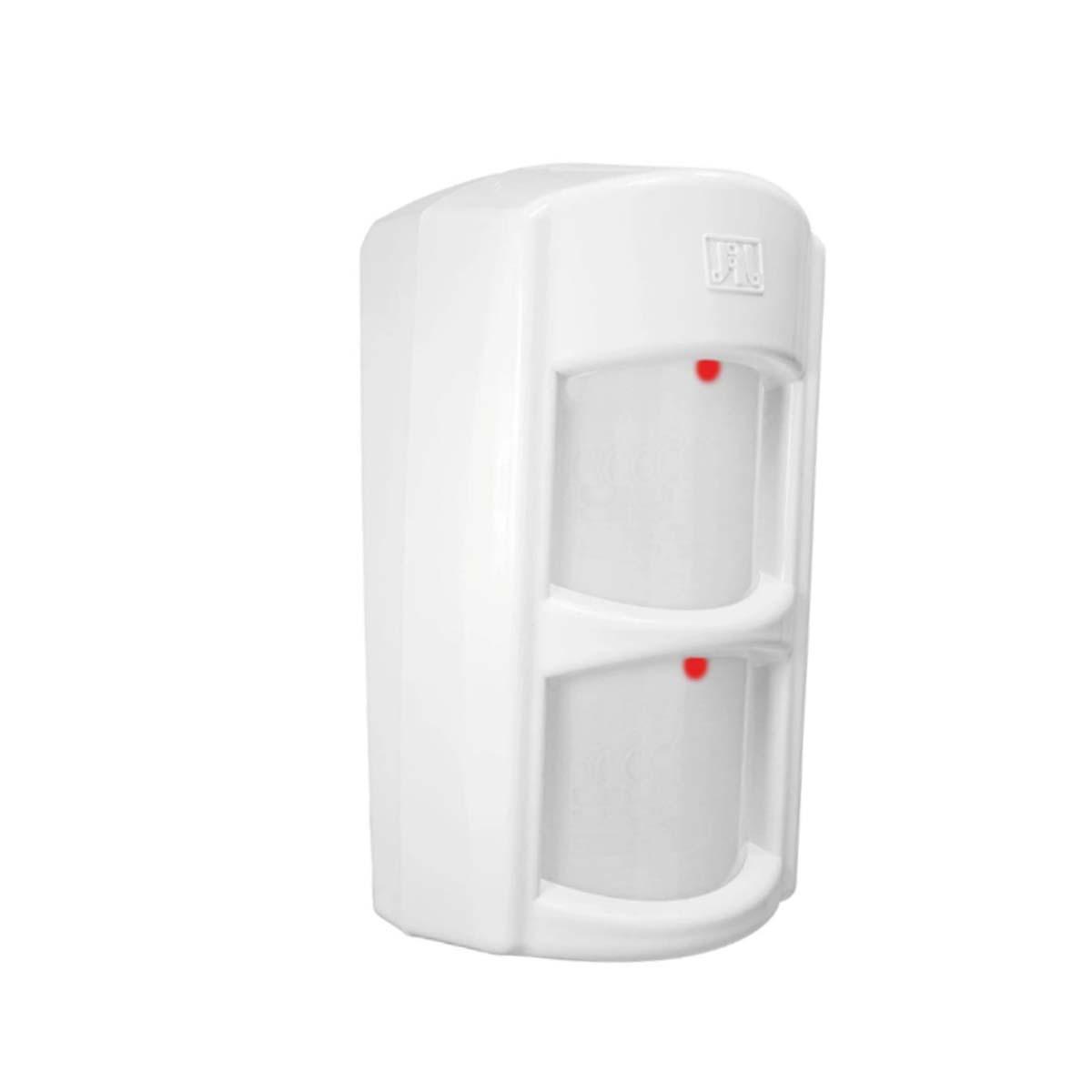 Sensor Infravermelho JFL Duplo Semi Externo Pir PET 30kg IRD-640 Pet V2