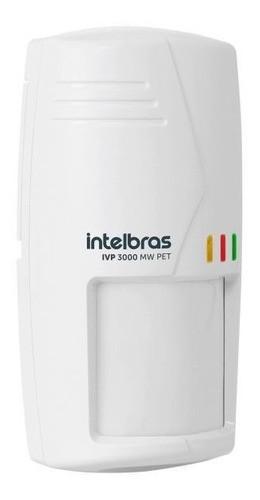SENSOR SEMI EXTERNO COM FIO INTELBRAS IVP 3000 MW PET