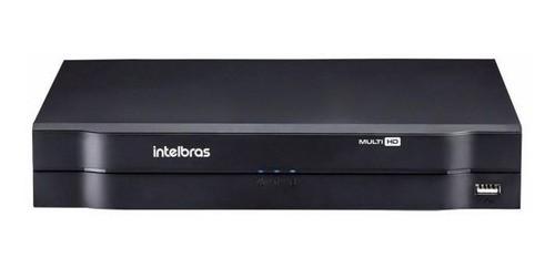 STAND ALONE INTELBRAS DVR 04 CANAIS MHDX 1104 C/ HD 1TB