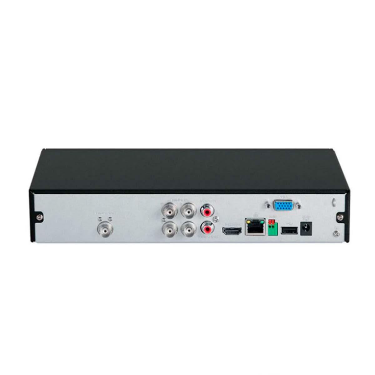 STAND ALONE INTELBRAS DVR 04 CANAIS MHDX 3104 C/ HD 2TB