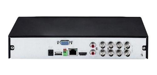 STAND ALONE INTELBRAS DVR 08 CANAIS MHDX 1108 C/ HD 2TB