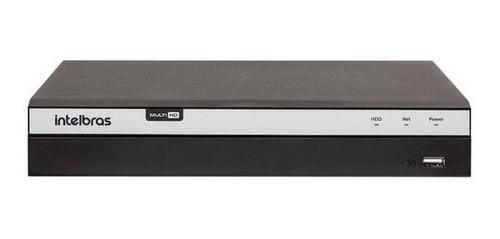 STAND ALONE INTELBRAS DVR 08 CANAIS MHDX 3108 C/ HD 3TB