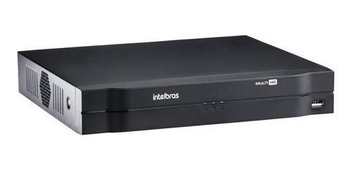 STAND ALONE INTELBRAS DVR 16 CANAIS MHDX 1116 C/HD 4TB