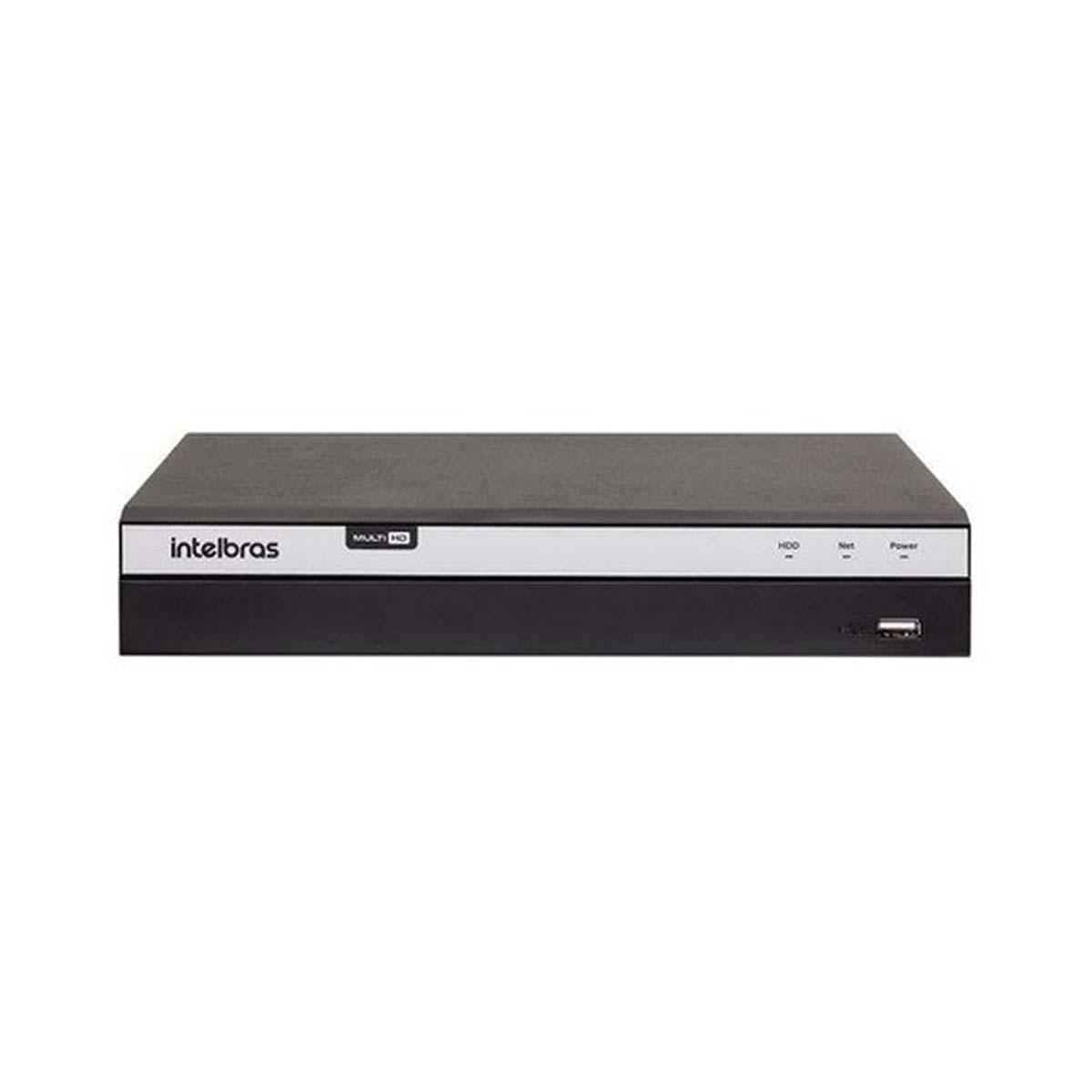 STAND ALONE INTELBRAS DVR 16 CANAIS MHDX 3116