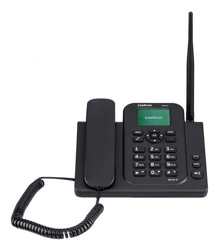 TELEFONE CELULAR FIXO INTELBRAS 3G WIFI CFW 8031