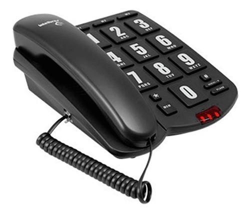 TELEFONE COM FIO INTELBRAS TOK FACIL