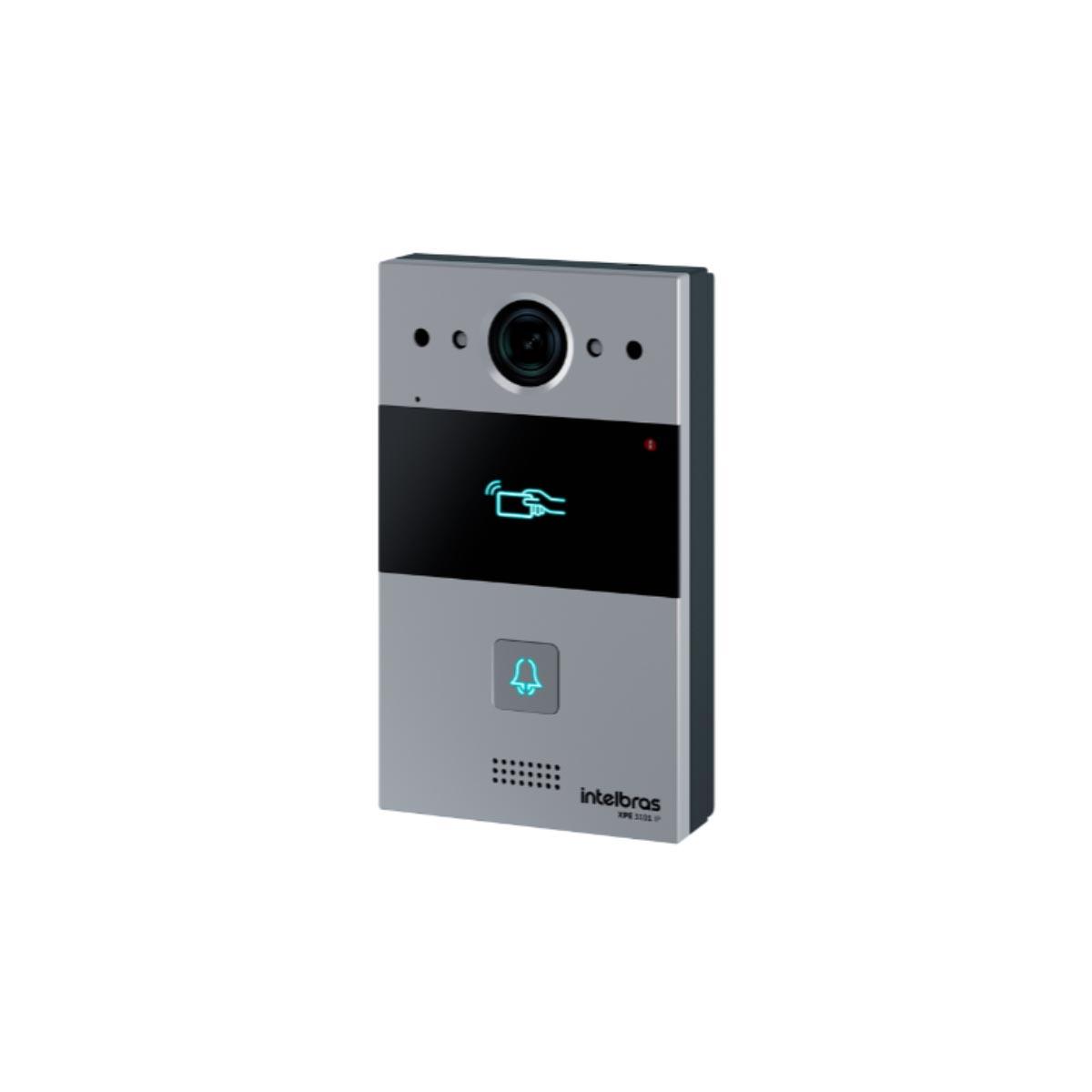 Video Porteiro Externo Intelbras Xpe 3101 Ip