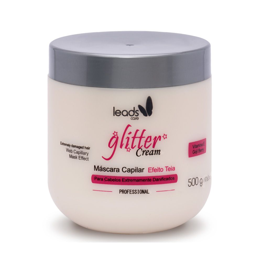 Máscara Glitter Cream