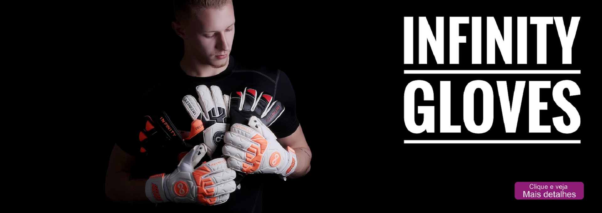 Infinity Gloves
