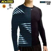 Camisa Térmica Kanxa Alta Compressão 3074
