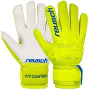 LUVA GOLEIRO REUSCH FIT CONTROL SD OPEN CUFF JUNIOR