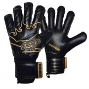 Luva Goleiro Zero8 Force Black