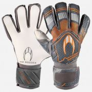 LUVA HO SOCCER CLONE SUPREMO II GREY ORANGE