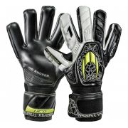 LUVA HO SOCCER ONE NEGATIVE BLACK PLUS+