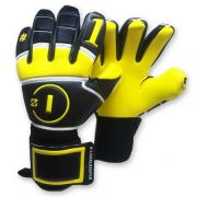 LUVAS DE GOLEIRO N1 BETA ELITE YELLOW SHADOW