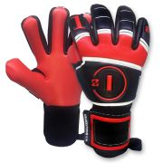 LUVA DE GOLEIRO N1 BETA ELITE RED SHADOW