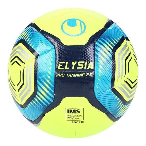 Bola De Futebol Profissional Campo Uhlsport Elysia Pro Training 2.0