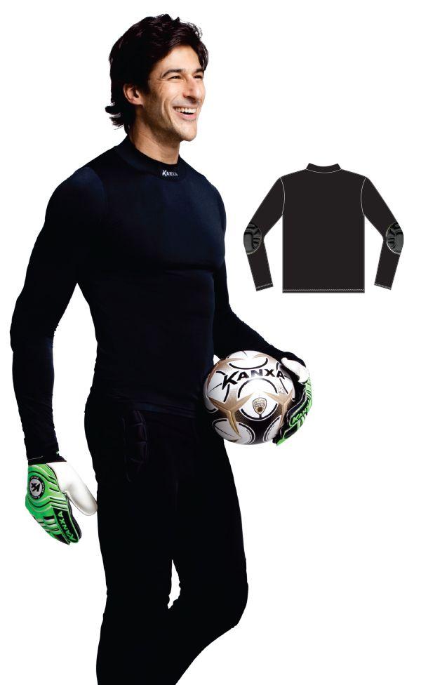 Camisa Goleiro C/ Proteção Strech Kanxa