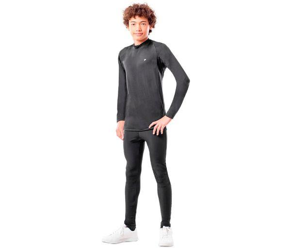 Camisa Skin Infantil M/L Proteção UV