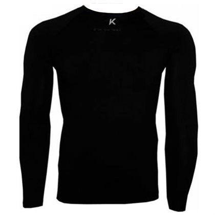 Camisa Térmica Kanxa Alta Compressão 3074 - Outlet do Goleiro b73697e4b26ca