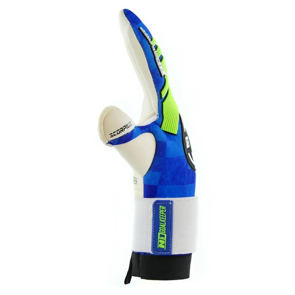 Luva de Goleiro Profissional N1 Scorpius Blue