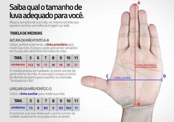 LUVA FUTSAL HUG FLEX PROFISSIONAL