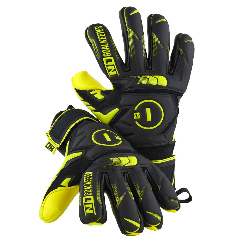 Luva Goleiro N1 Beta Elite yellow