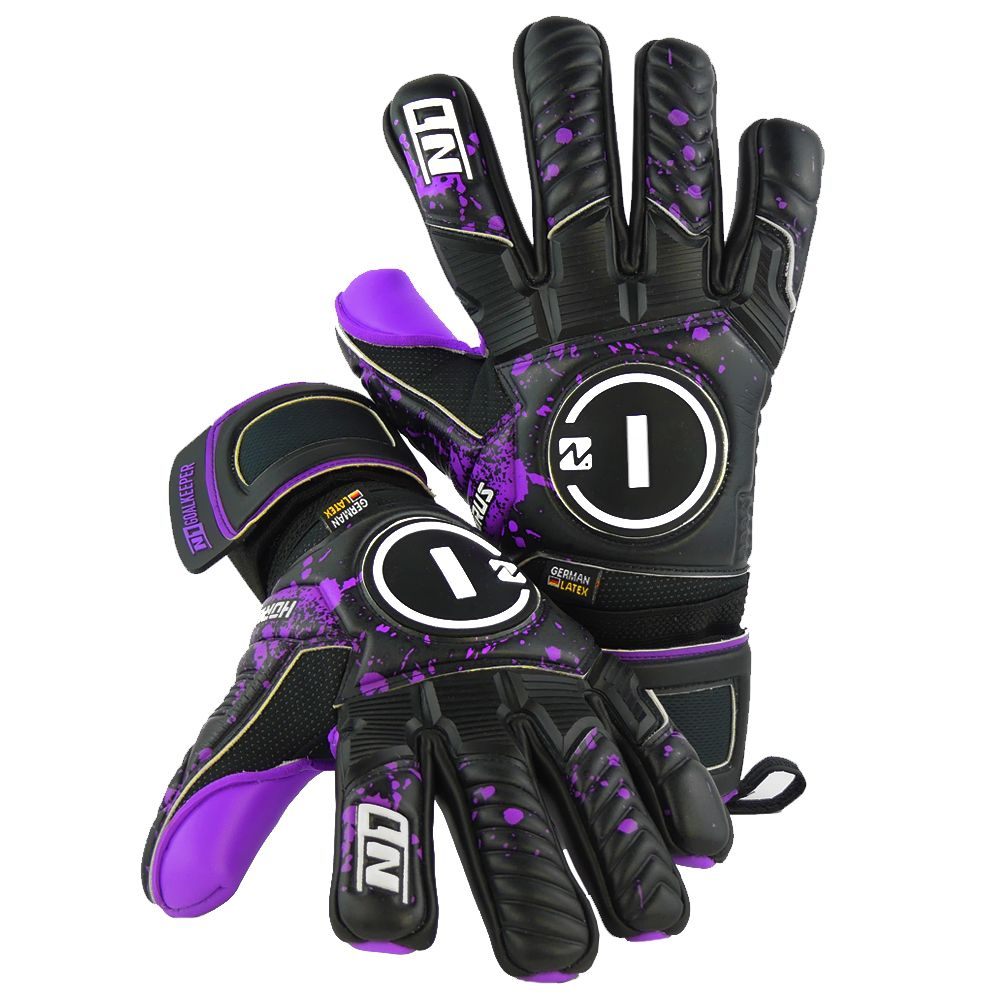 Luva Goleiro N1 Goalkeeper Horus elite Purple