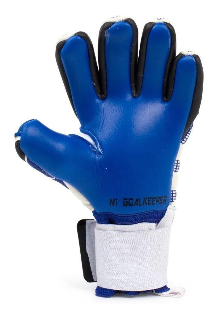 Luva Goleiro N1 Horus Elite Blue