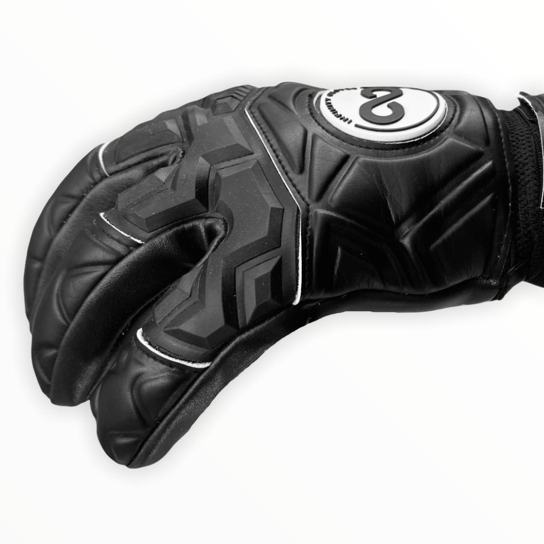 Luva Goleiro Profissional Infinity Pro Max Black