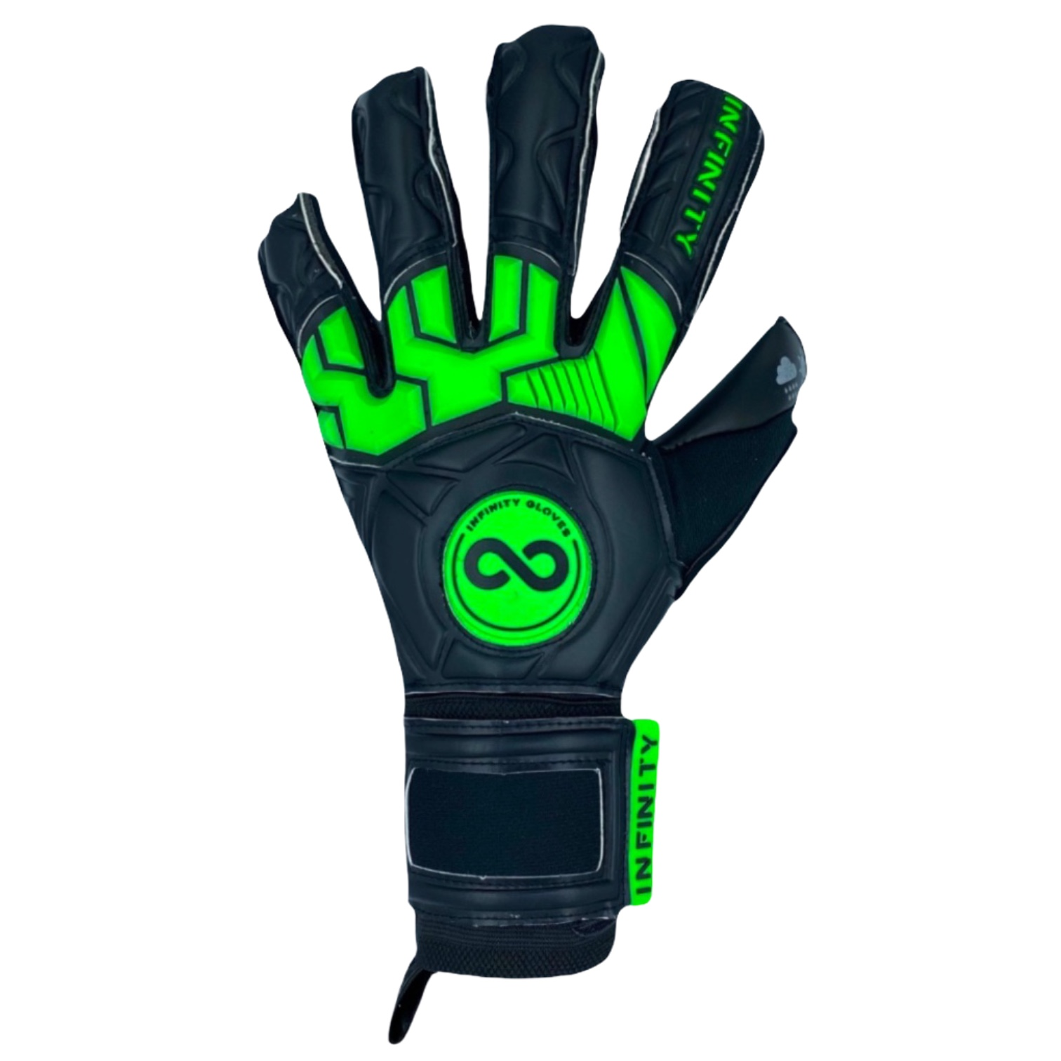 Luva Goleiro Profissional Infinity Pro Max Green