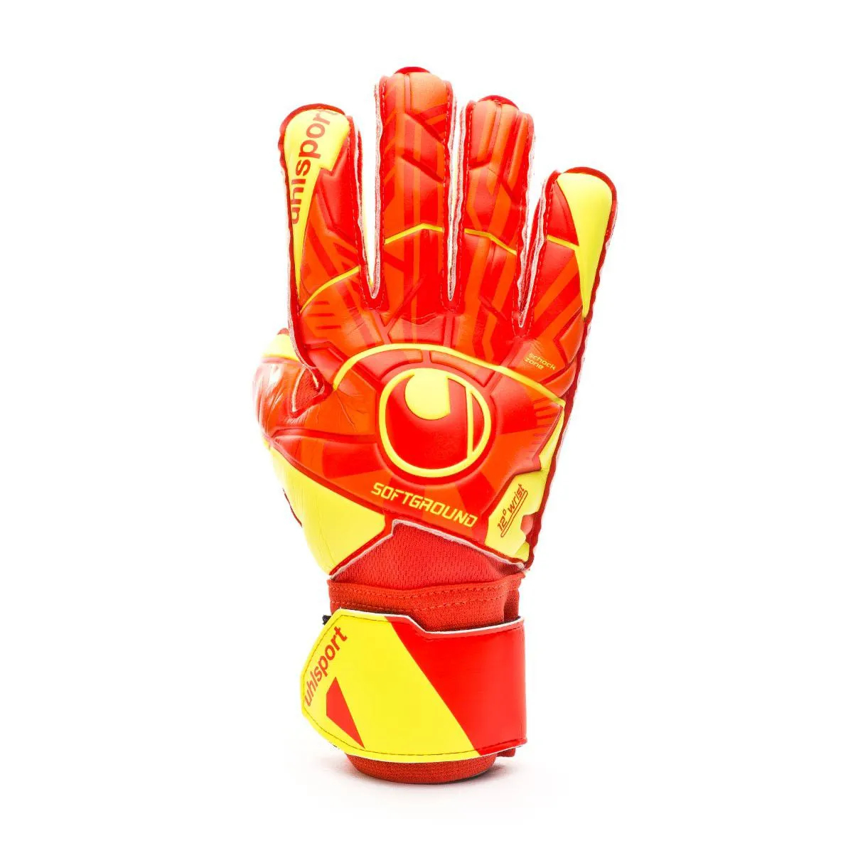 Luva Goleiro Uhlsport - Dynamic Impulse - Soft Pro