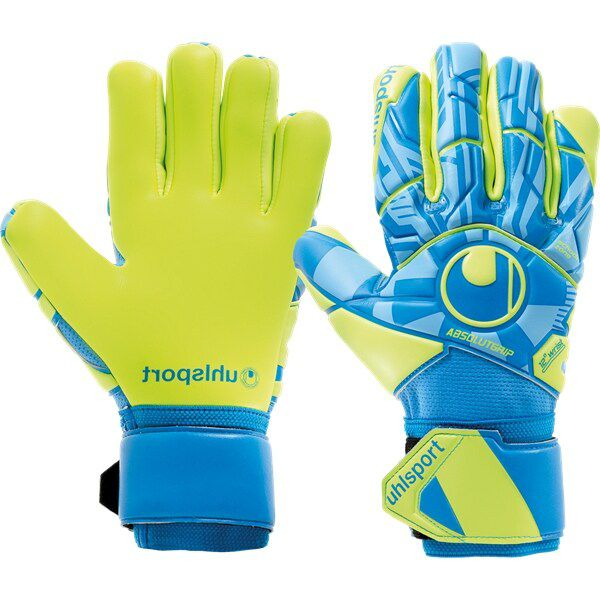 Luva Goleiro Uhlsport Radar Control - Absolutgrip Hn