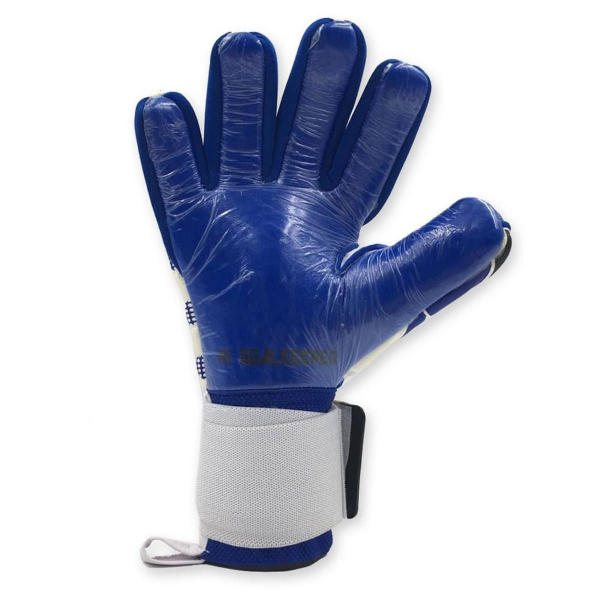 LUVAS DE GOLEIRO N1 HORUS ELITE BLUE